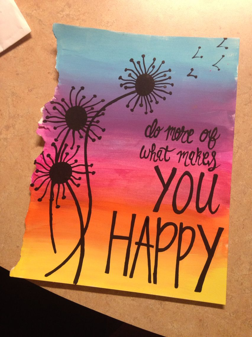 Quote Painting Canvas Diy Acrylic Inspiration Art