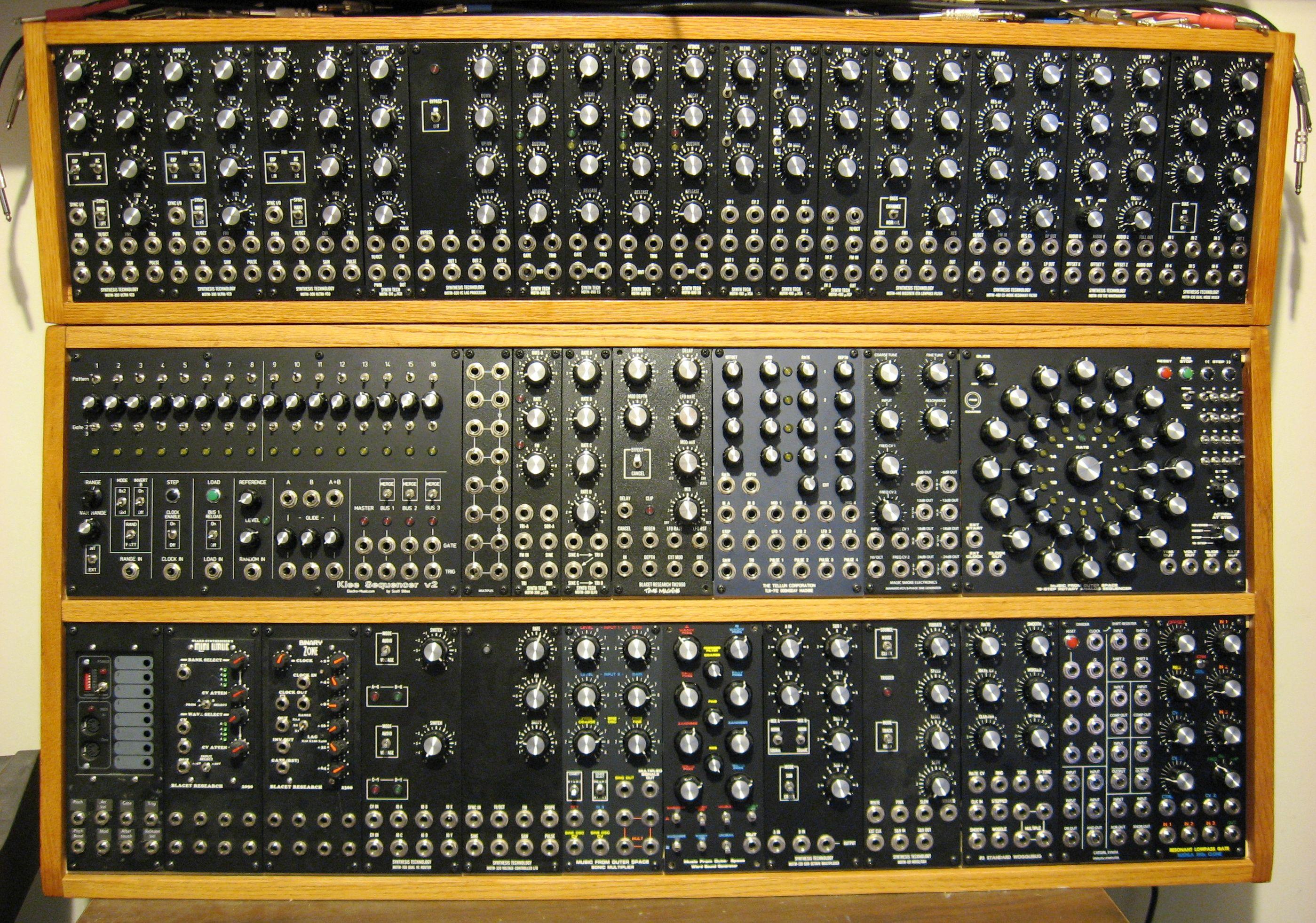 1000  images about Moog Modular Synthesizer 3c on Pinterest ...