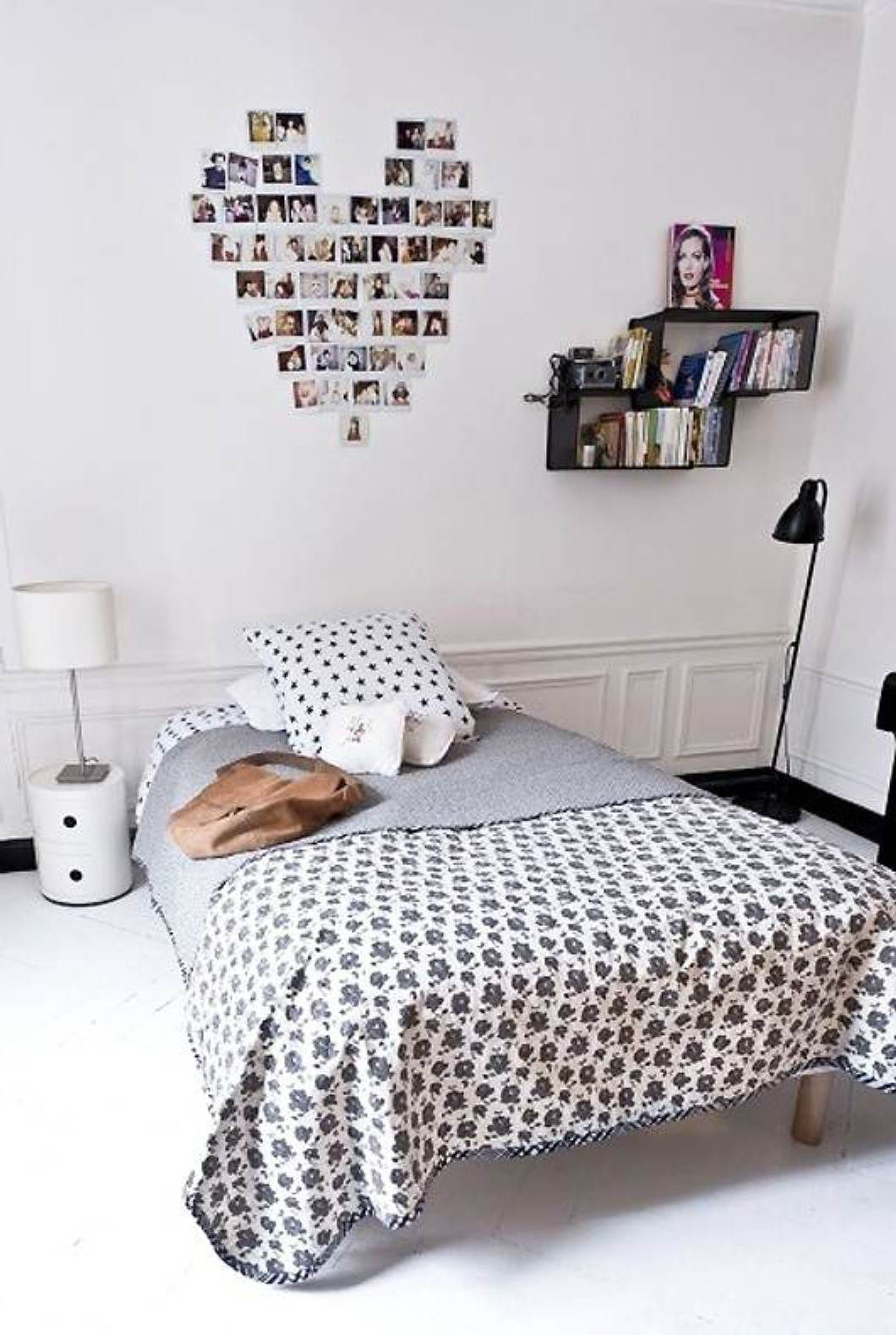 Simple Room Wall Decoration Ideas For Girls Easy Bedroom Decorating Ideas Bedroom Design Idea