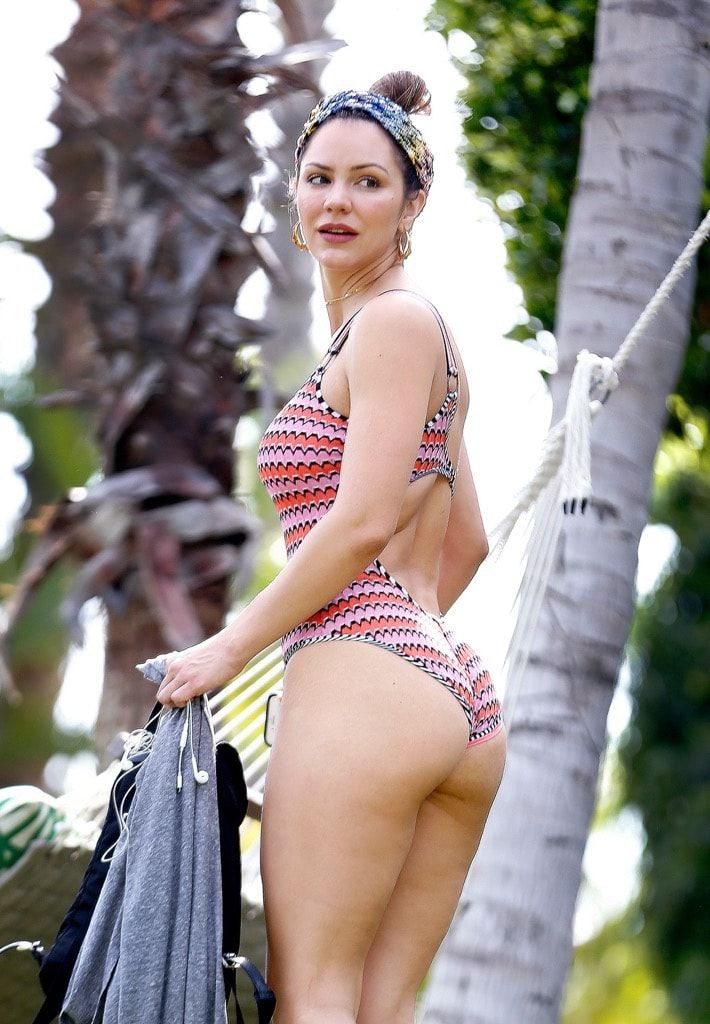 Katherine mcnamara bikini