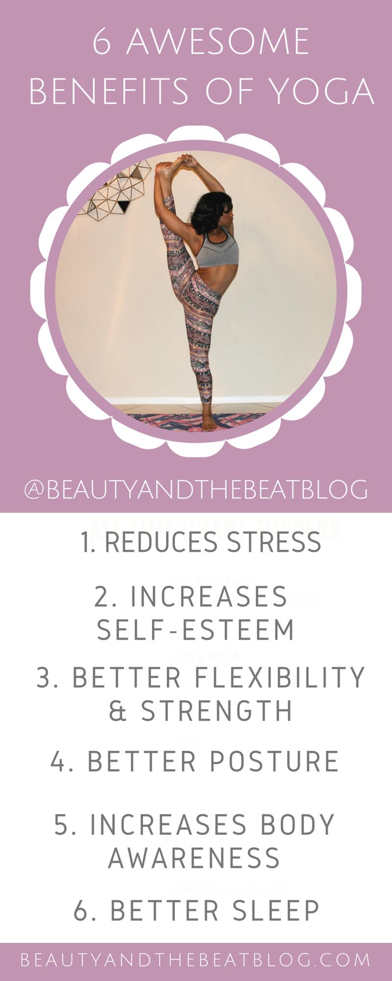 Awesome Yoga Health Benefits  Yoga health benefits Yoga and