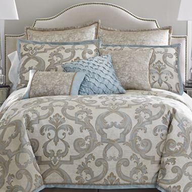 Jcpenney Cadiz 7 Pc Comforter Set Accessories Ca King 140