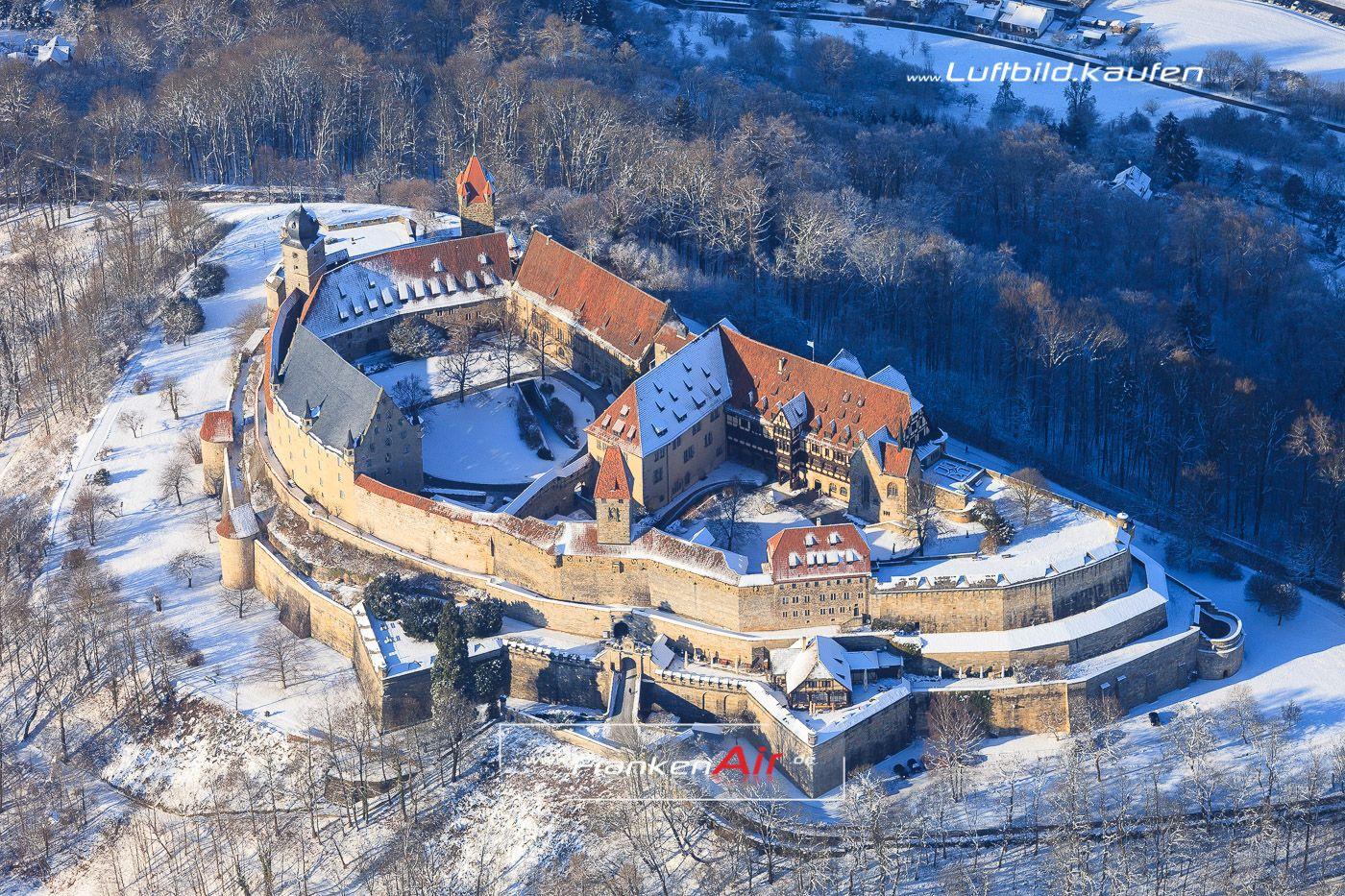 Coburg Burg Coburg Festungen