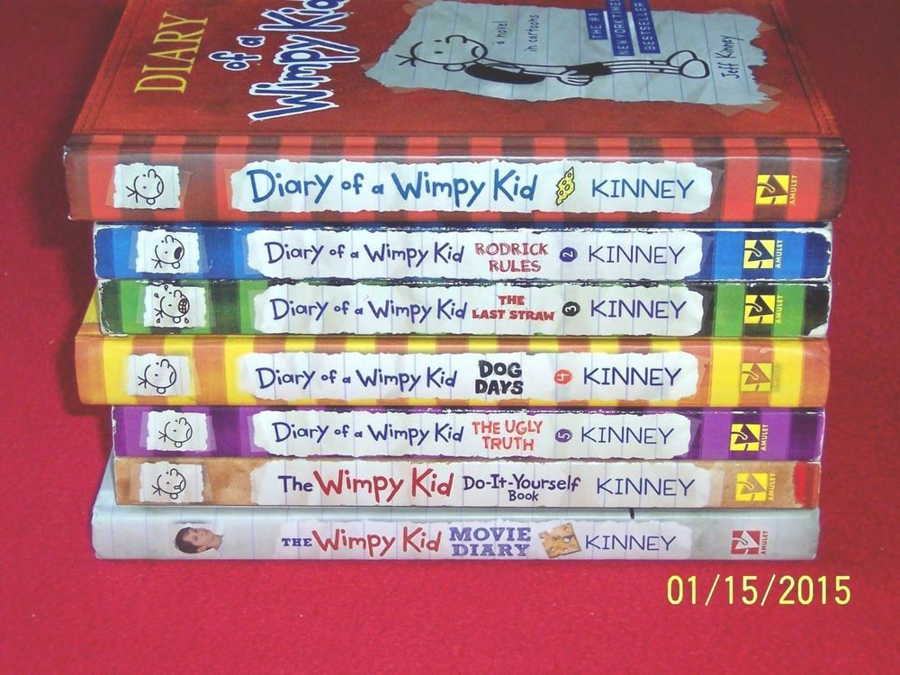 7 diary of a wimpy kid booksjeff kinney1 2 3 4 5 do it yourself 7 diary of a wimpy kid books jeff kinney 1 2 3 4 5 do it yourself movie age 7 12 solutioingenieria Image collections