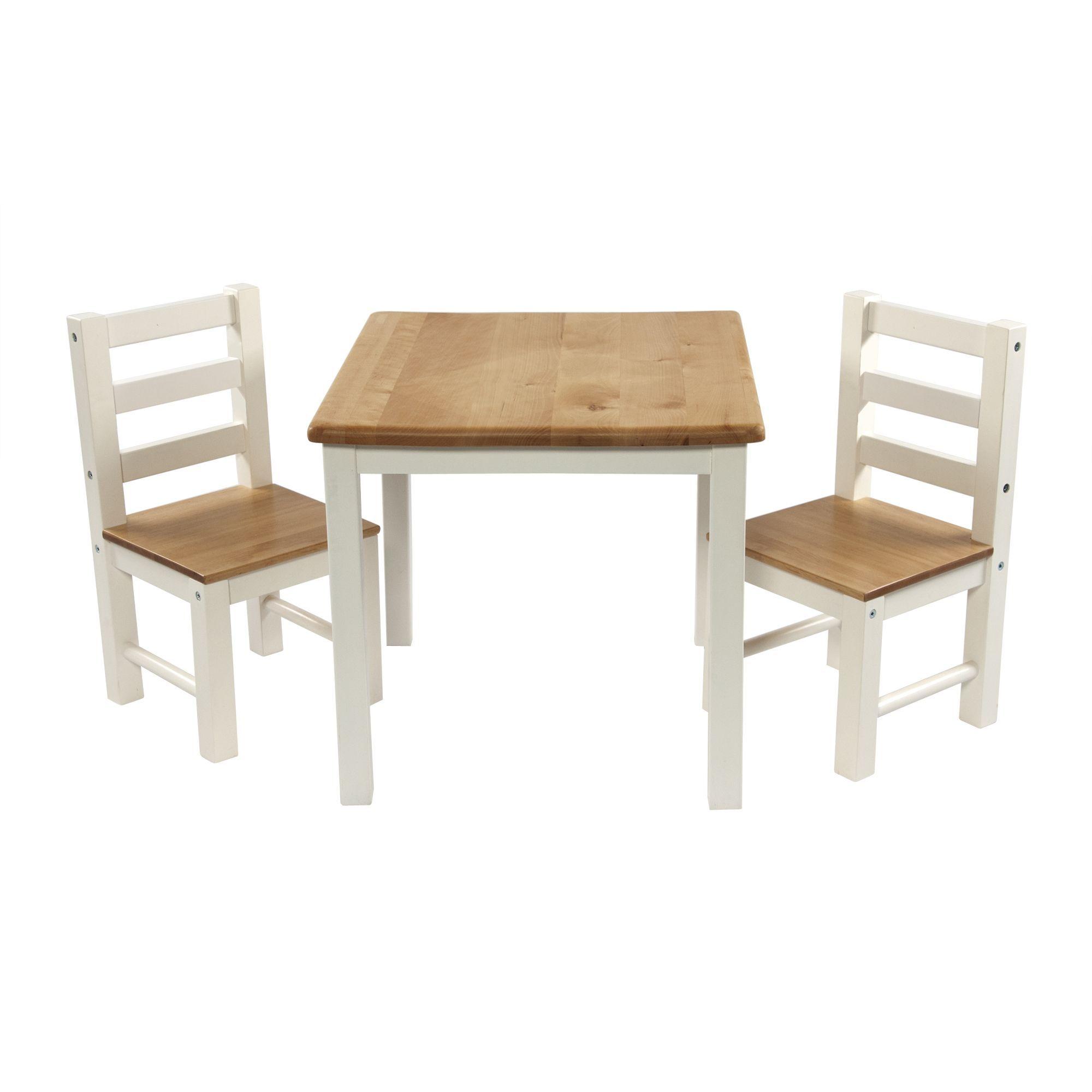 Ensemble Table Et Chaises Pour Enfant Naturel Nathalie Les Tables Pour Enfants Meubles Table Et Chaise Enfant Table Et Chaises Table Pour Enfants En Bois