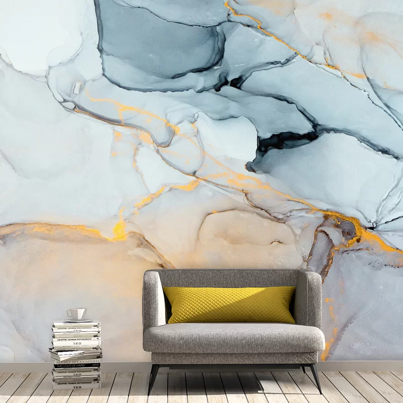Peel And Stick Removable Wallpaper You Ll Love In 2020 Wayfair Wall Murals Wall Patterns Removable Wall Murals