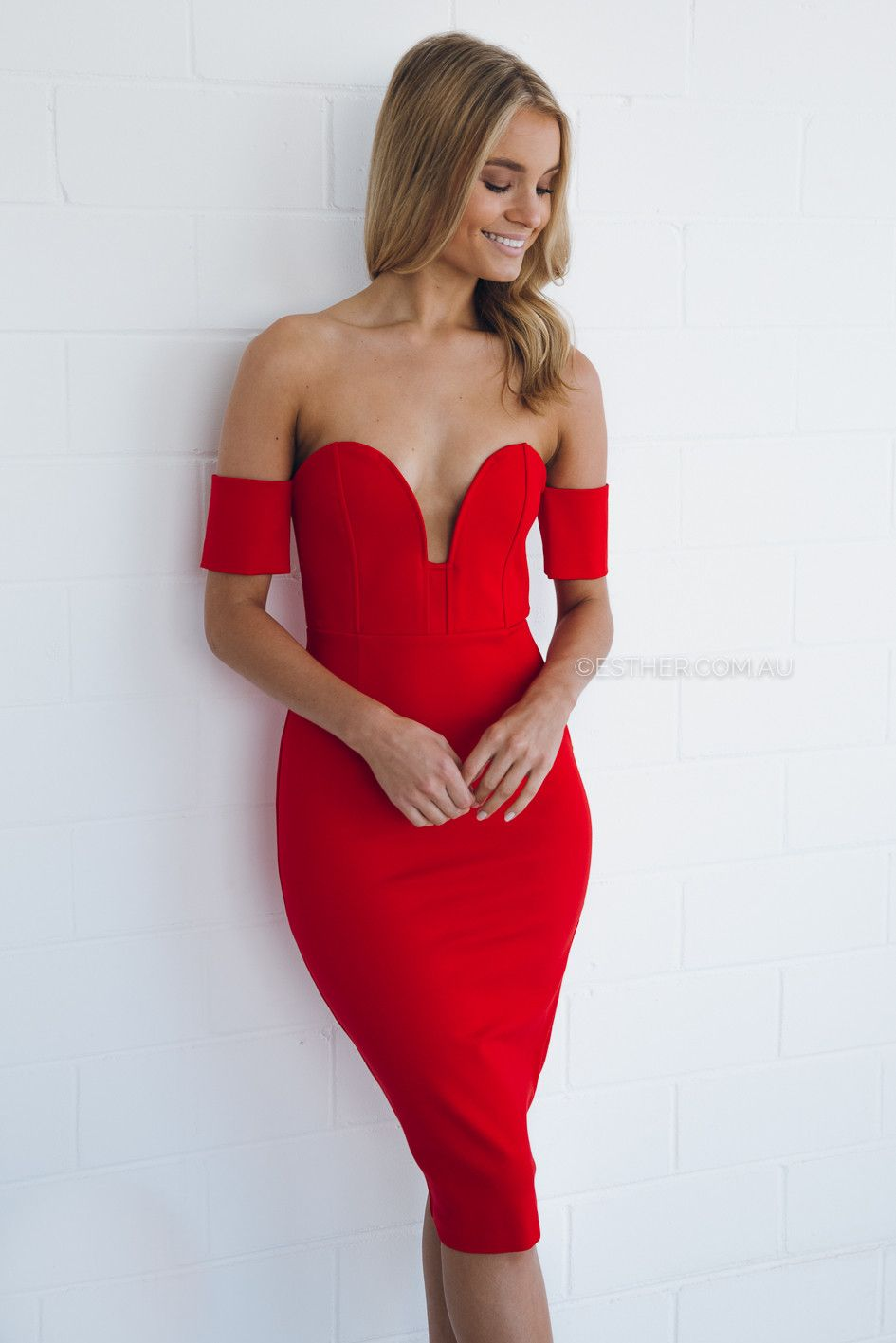 50cb0cfd674f blessed are the meek exploration dress - red | Style in 2019 ...