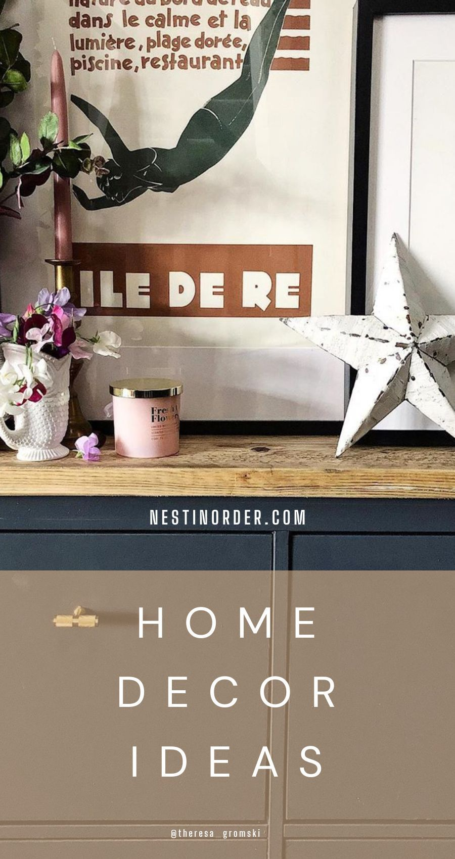 Make your home gorgeous with our home decoration ideas. #homedecor #housedecor #nestinorder