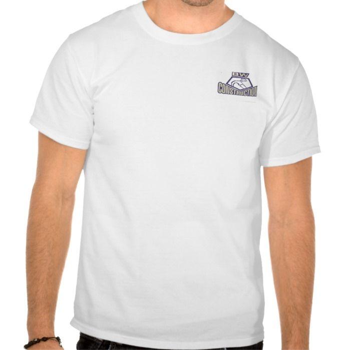 BW Construction T Shirt, Hoodie Sweatshirt