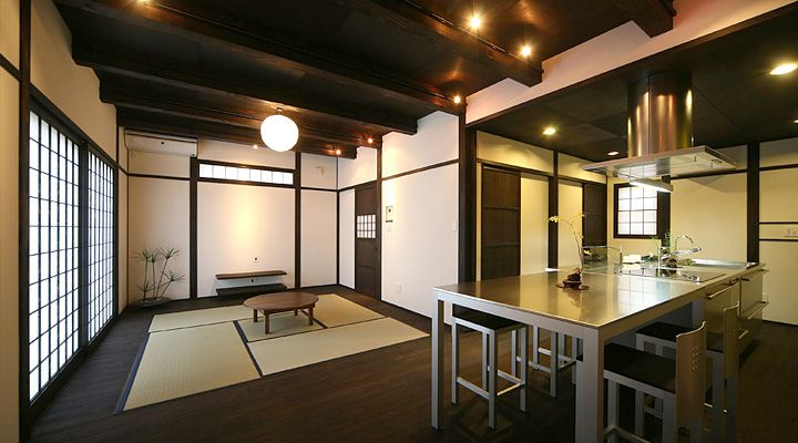 Japanese Kitchen Table contemporary japanese kitchens: japanese zen dining ~ 3meia5