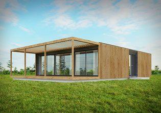 Mc cube wohnen mc cube home h user zum mitnehmen for Holzcontainer wohnen