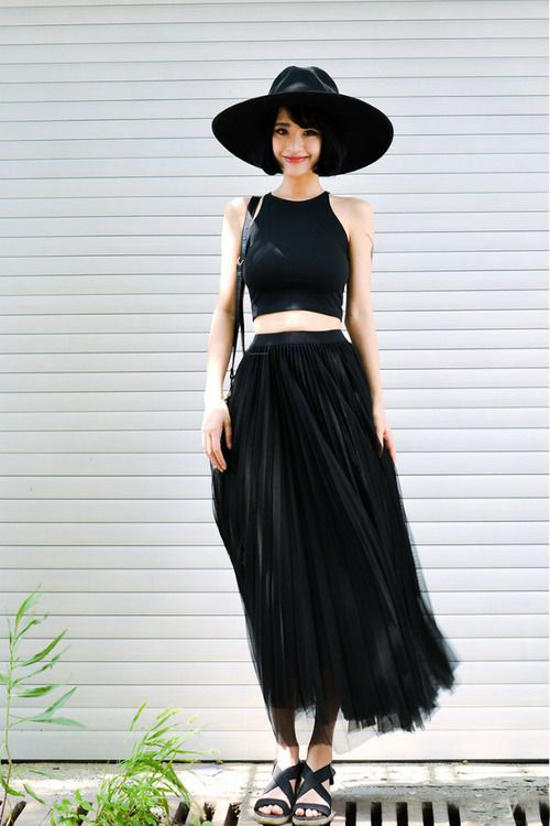 Asian style cocktail hat