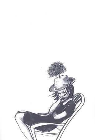 Ilustración de Noemí Villamuza para la obra Libro de nanas, en la que se recogen nanas de Federico García Lorca, Gloria Fuertes y otros autores.