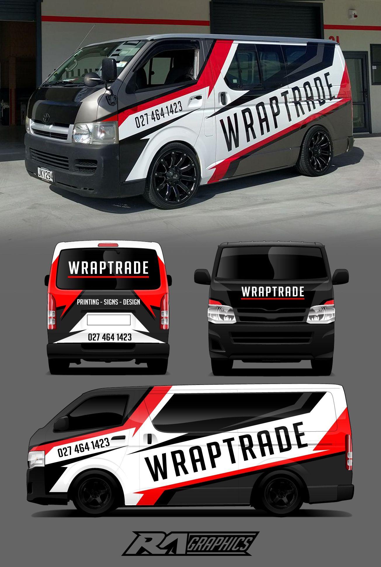 Safety Car Wrap