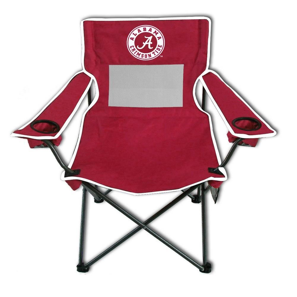 Attirant Alabama Crimson Tide Bama Deluxe Arm Chair   Camping Chair