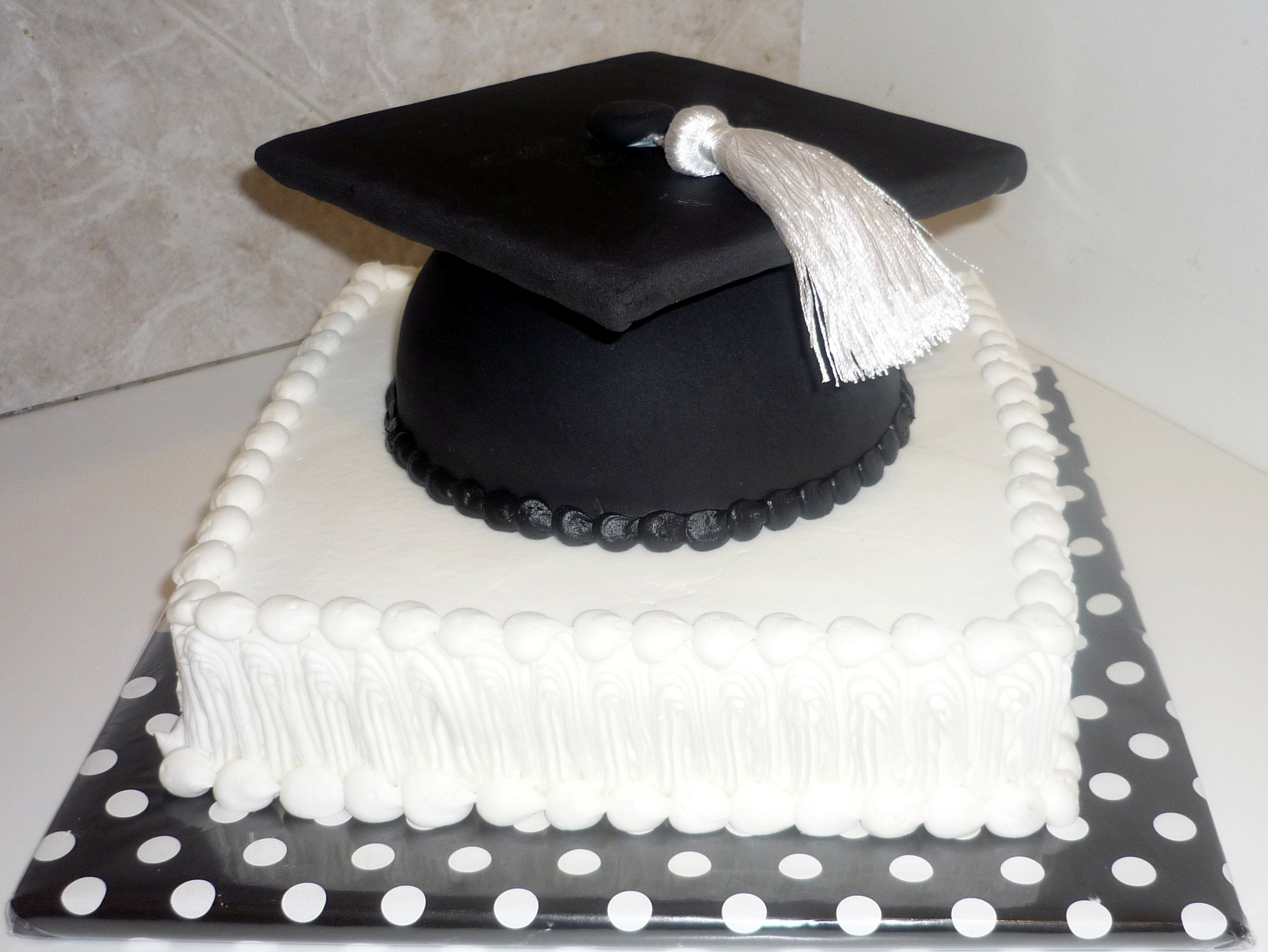 Graduation Caps For Cake Decorating