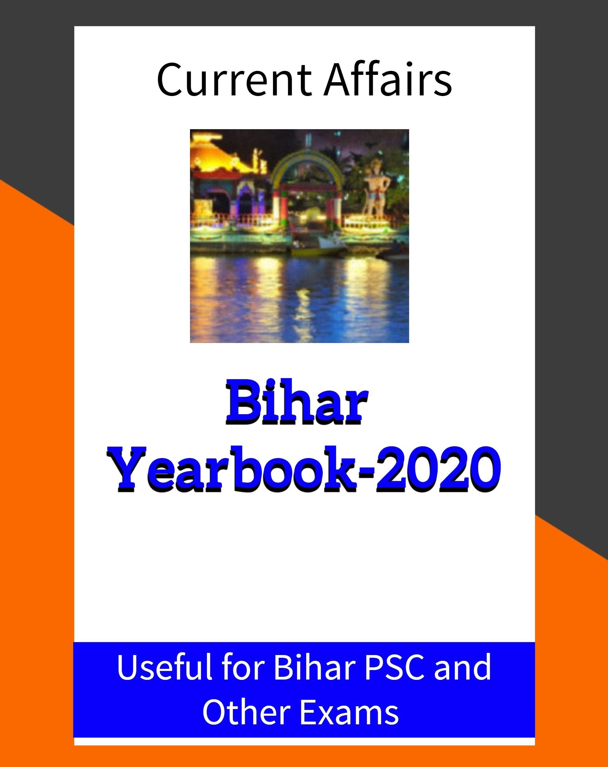Bihar Current Yearbook 2020 Essay Writing Learning Process Affairs
