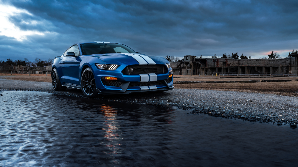 Ford Mustang Shelby Gt500 Ford Shelby Car Vehicle Muscle Cars Blue Cars 3840x2160 Wallpaper Ford Mustang Shelby Gt500 Shelby Gt500 Ford Mustang Shelby
