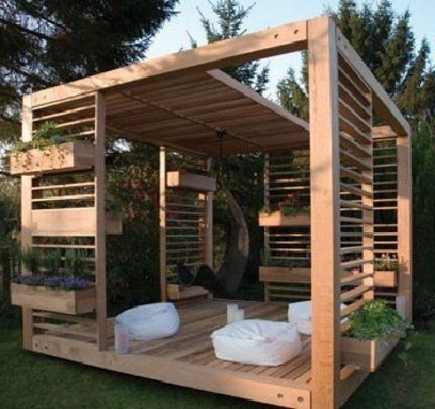 Photo of 51 Free DIY Pergola Plans & Ideas That You Can Build in Your Garden