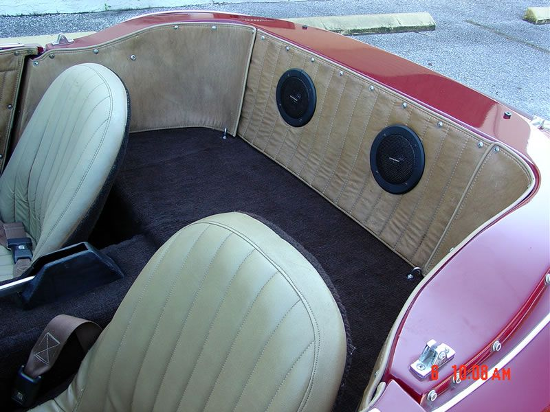 1963 Austin Healey 3000 replica- Saxon model from Classic Roadsters ...