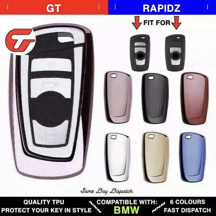 Ebay Advertisement Car Key Cover For Bmw 1 Series 3 Series 5