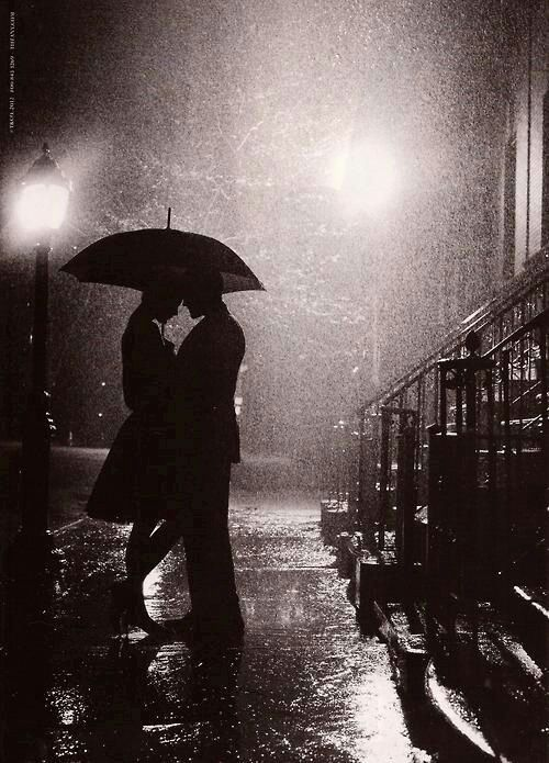 Love Rain And Couple Image With Images I Love Rain Kissing