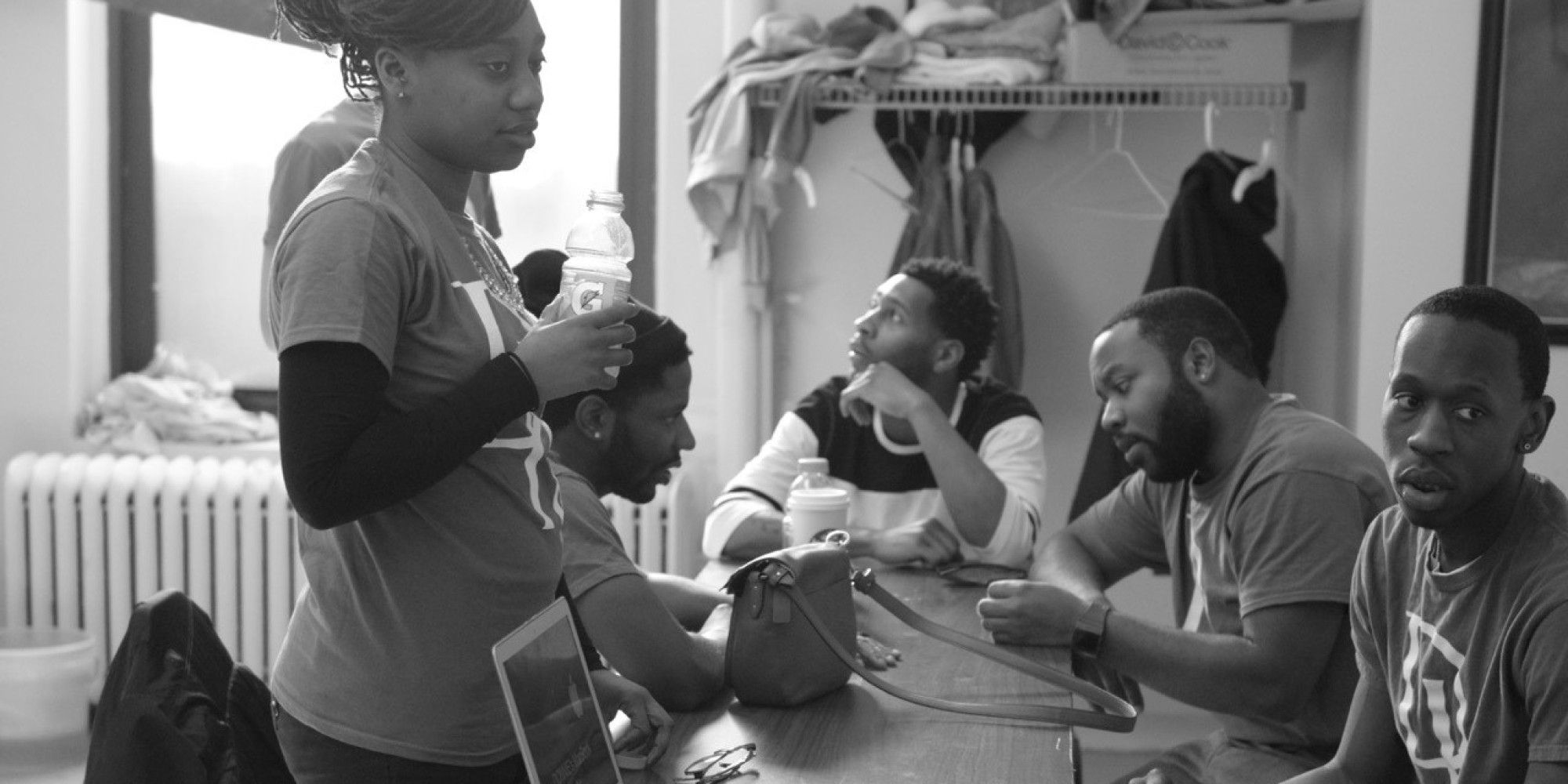 On a Tuesday late last month on Chicago's South Side, the staff of Donda's House, a unique artist development program for at-risk youth that was co-founded by Kanye West, gathered around a table to discuss an upcoming application period. ...