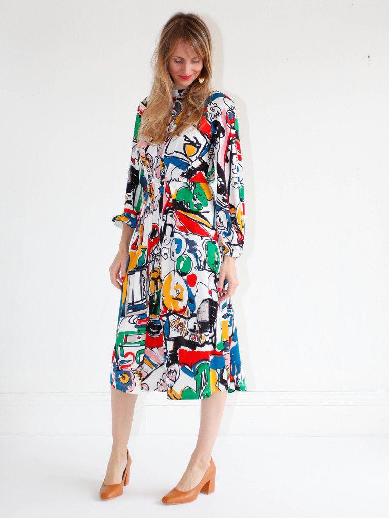 Rachel Comey Bartram Dress - Records