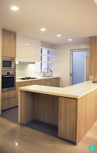 7 Inspiring Open Kitchen Concepts For Your New Home Kitchen Concepts Home Interior Design Kitchen Interior