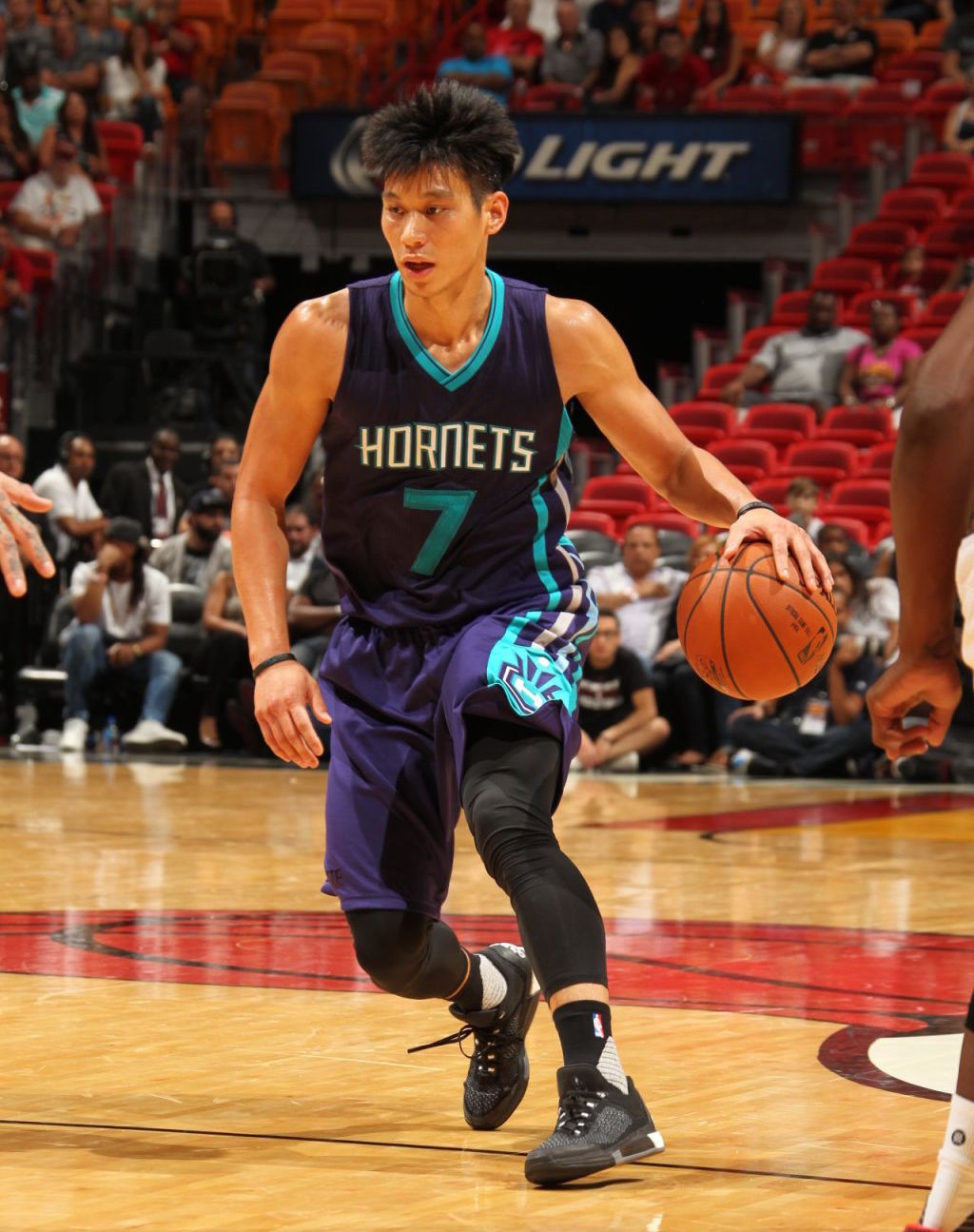 Jeremy Lin — adidas Crazylight Boost 2015