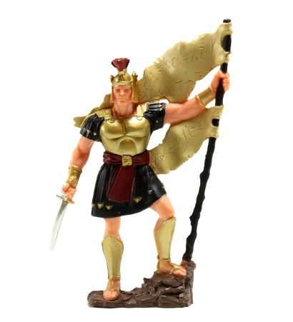 Great idea for a LDS Christmas stocking stuffer- Captain Moroni Figurine (affiliate)