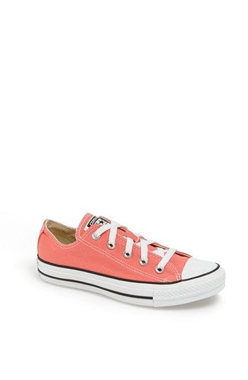 662ab2abafd3 Coral Converse  I m in love! Converse Chuck Taylor® All Star® Sneaker ...