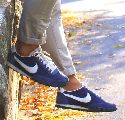 b9a63996 Nike Vintage Collection Waffle Racer Sneakers 9 Nike for J Crew Men Shoes |  eBay