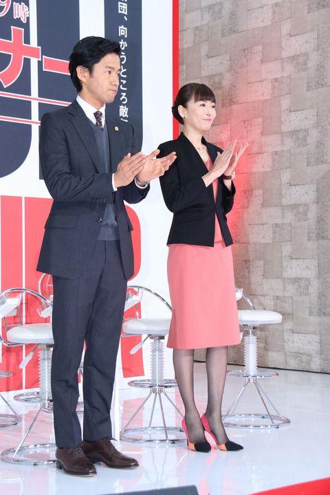 1週間の女性有名人のファッションを紹介する「今週のファッションチェック」。今回(8~14日)は中谷美紀さん、松雪泰子さん、NHKの井上あさひアナウンサー、柴咲コウ