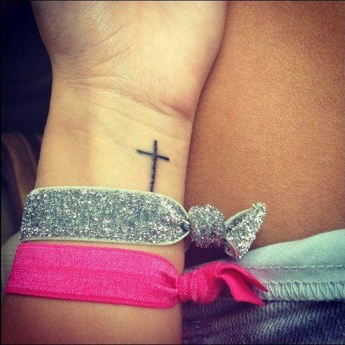 20++ Cruz tattoo en la muneca inspirations