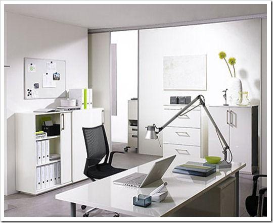 Decoracion minimalista para oficinas peque as para m s for Oficinas modernas minimalistas