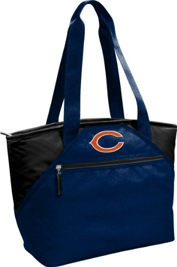 Amazon.com: NFL Chicago Bears Cooler Tote: Sports & Outdoors