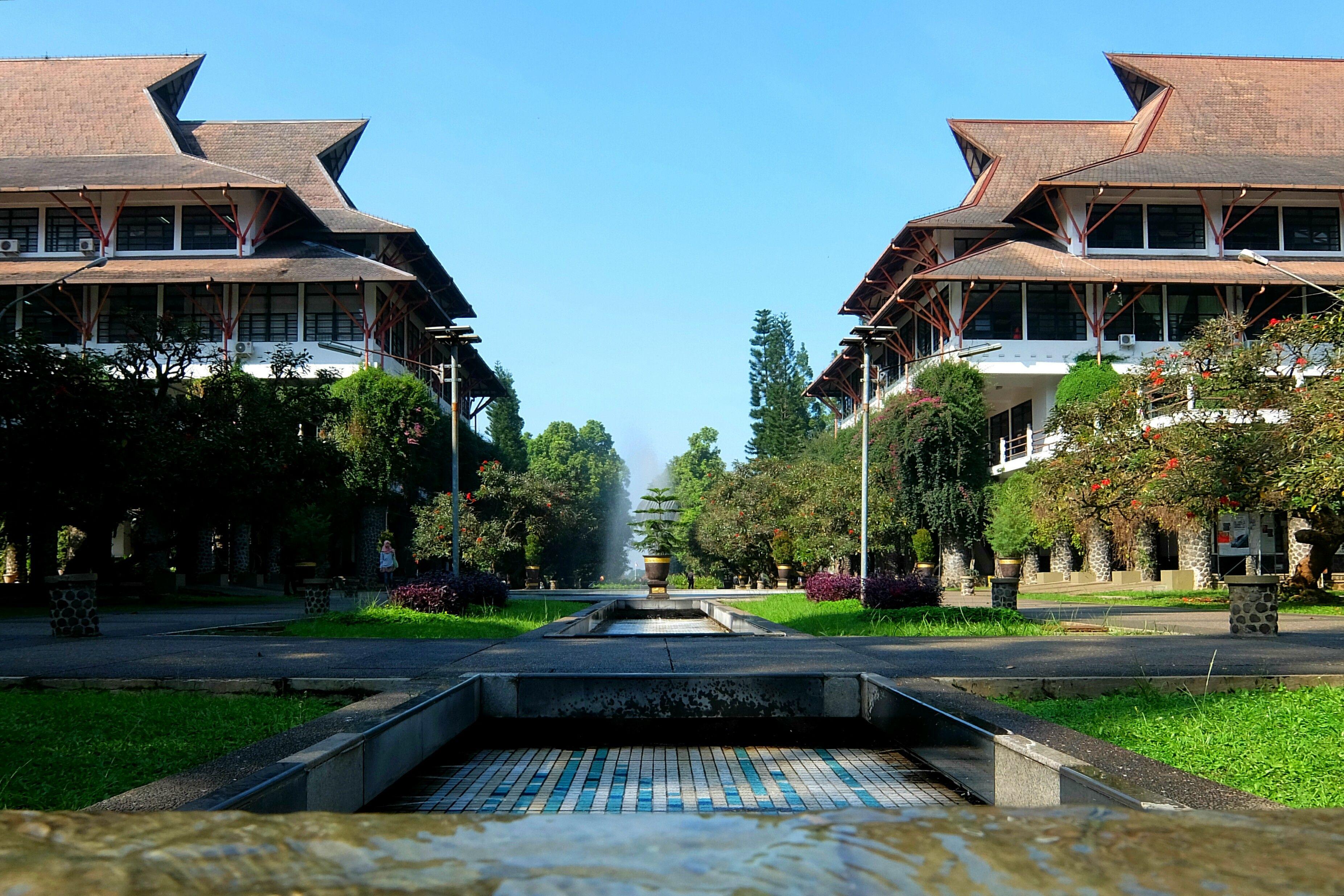 Institut Teknologi Bandung, West Java Indonesia (Dengan