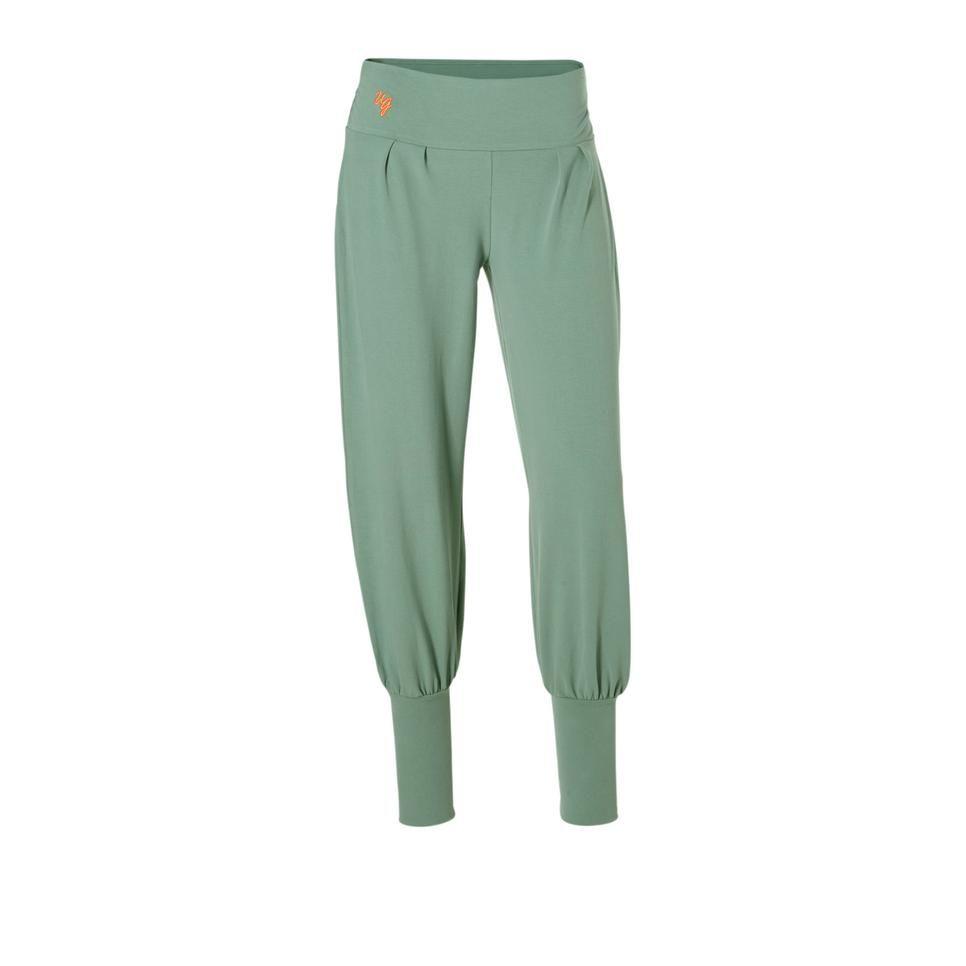 adidas originals broek groen