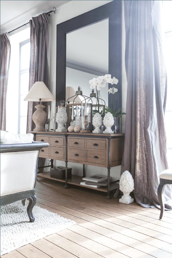 A la découverte de lart de vivre à la française avec interiors salon maisondéco maisonidées