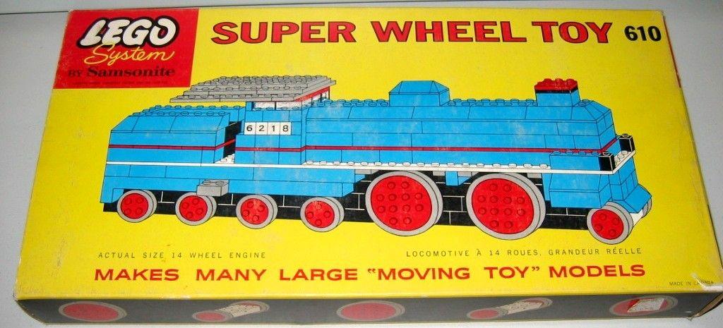 Vintage LEGO set. | toy's I like 3 | Pinterest | Vintage lego
