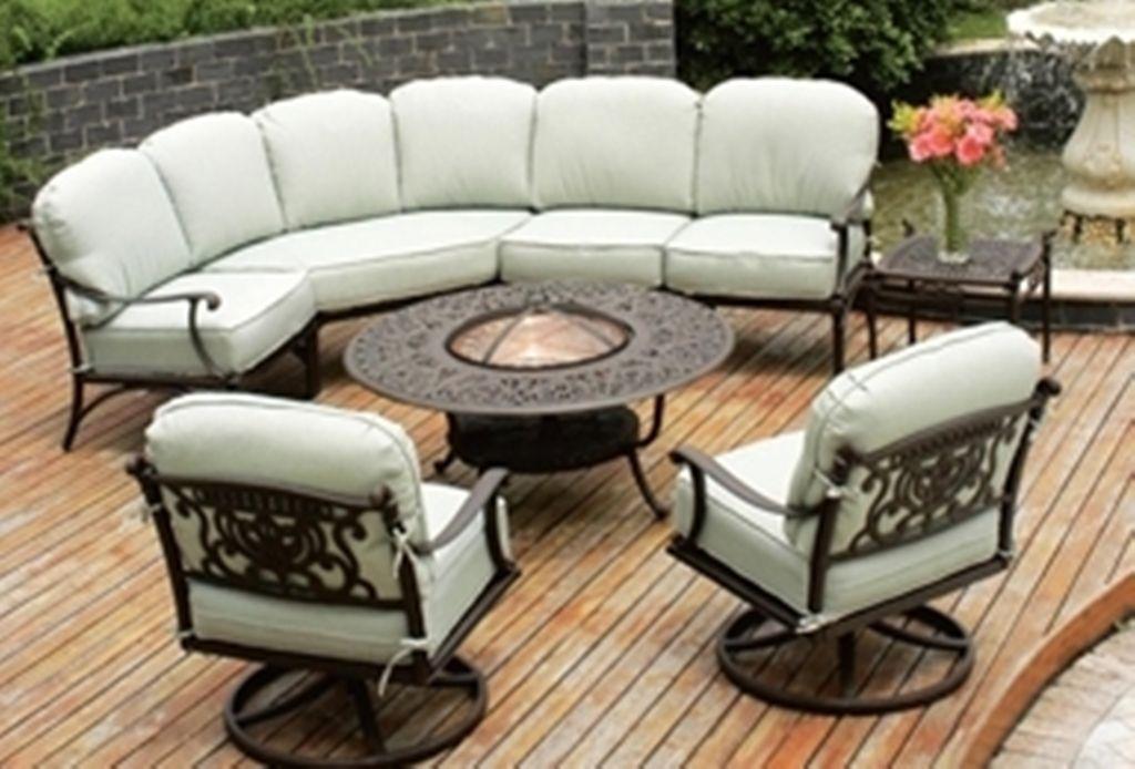 Cast Aluminum Patio Furniture Sets http//www
