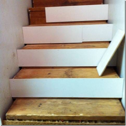 Nice Installing Pine Stair Treads And Risers