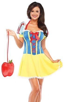 Fairy Tale Princess #SnowWhite #Costume #Disney Disney Costumes - sexy halloween decorations