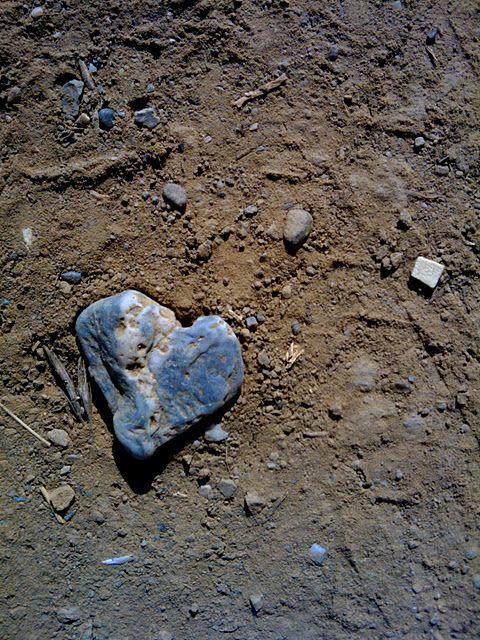 Rock Heart  TheLittleRoadSaidGo.Blogspot.com