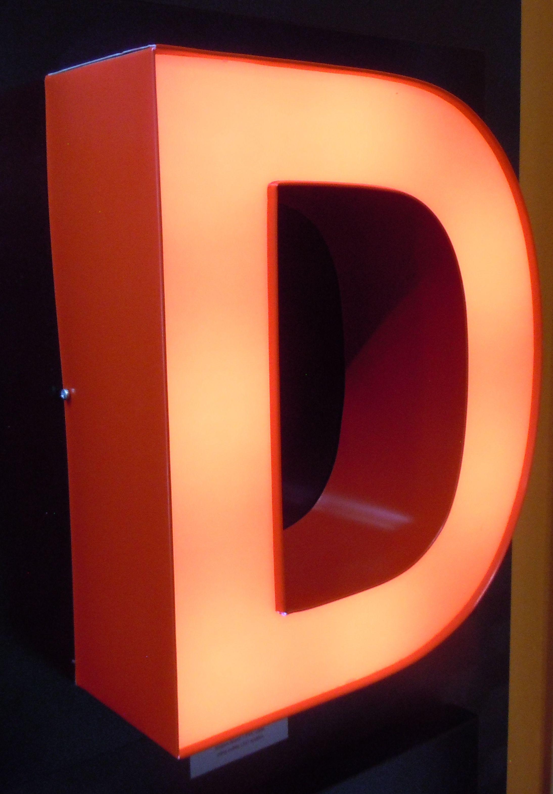 #Reliefbuchstabe #Buchstaben Aus Aluminum geschweisst in jeder gewünschten RAL-Farbe Profil 4