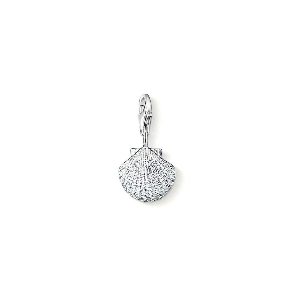 4479c994e Thomas Sabo Scallop Shell Conch Charm 0803-001-12 | Christmas 2015 ...