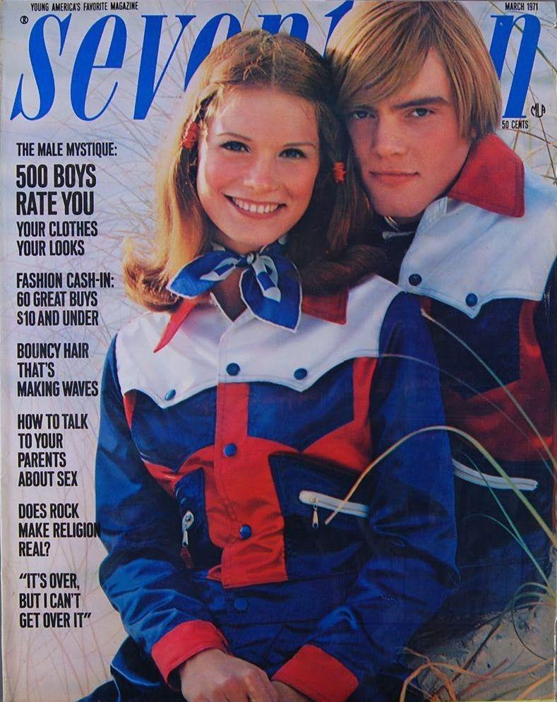 december 1971 seventeen magazine - Google Search