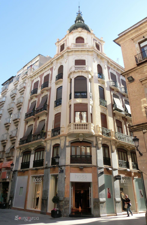Edificio De La Sociedad De Cazadores Murcia Spain Murcia Spain
