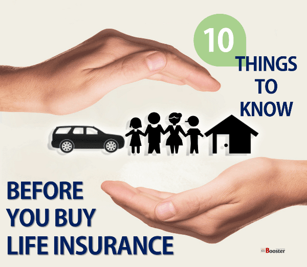Top 10 Factors To Consider When Buying Life Insurance | Get A Life Quotes #insurancequotes